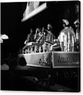 Sun Ra Arkestra At The Red Garter 1970 Nyc 18 Canvas Print