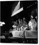 Sun Ra Arkestra At The Red Garter 1970 Nyc 19 Canvas Print