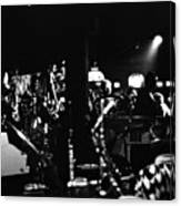Sun Ra Arkestra At The Red Garter 1970 Nyc 2 Canvas Print