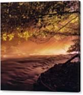 Sun Rays 1 Canvas Print