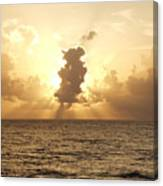 Sunblock Canvas Print