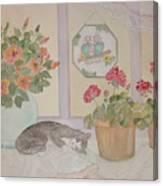 Suncatchers Canvas Print