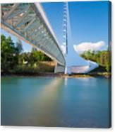 Sundial Bridge 1 Canvas Print