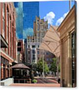 Sundance Square 5484mx Canvas Print