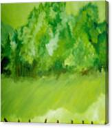 Sunday At Two Thirty Canvas Print