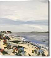 Sunday Funday Canvas Print