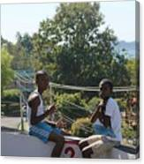 Sunday Morn Canvas Print