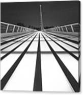 Sundial Bridge 9 Canvas Print