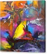 Sundown  Canvas Print
