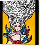 Sunflower Soul Canvas Print