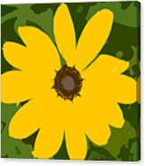 Sunflower Work Number 3 Canvas Print