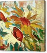 Sunflowers 16 Canvas Print