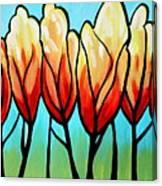 Sunglow  Canvas Print