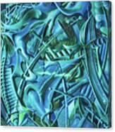Sunken Sails Canvas Print