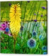 Sunlight At Kew Gardens Canvas Print