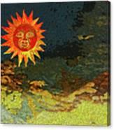 Sunny 1 Canvas Print