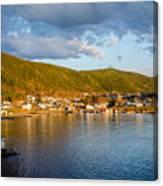 Sunny Bay Canvas Print