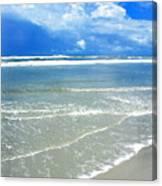 Sunny Beach Canvas Print