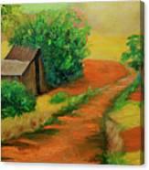 Sunny Horizons Canvas Print
