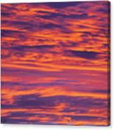 Sunrise #2 Canvas Print