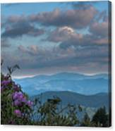Sunrise Clouds Canvas Print