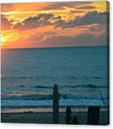Sunrise For Mc Canvas Print