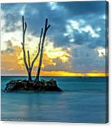 Sunrise Punta Cana #2 Canvas Print