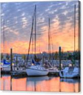 Sunrise Splendor Canvas Print