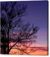 Sunrise, Sunrise Canvas Print