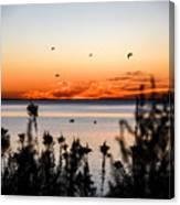 Sunrise1 Canvas Print