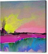 Sunset 09 Canvas Print