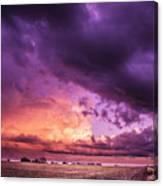 Sunset #10 Canvas Print