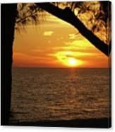 Sunset 2 Canvas Print