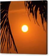 Sunset 35 Canvas Print