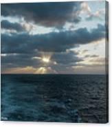 Sunset - 40 Canvas Print
