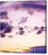 Sunset #7 Canvas Print
