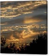 Sunset Bay 7 Canvas Print