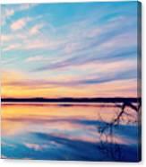 Sunset Bliss Canvas Print
