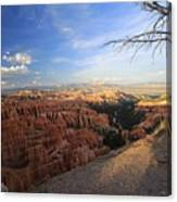 Sunset Colours Bryce Canyon 4 Canvas Print