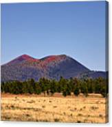 Sunset Crater Volcano National Monument Canvas Print