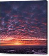 Sunset For Days Canvas Print