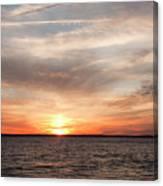 Sunset Gate 17 2 Canvas Print