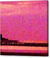Sunset Hilton Head Canvas Print