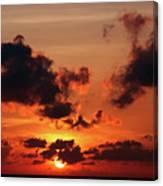 Sunset Inspiration Canvas Print