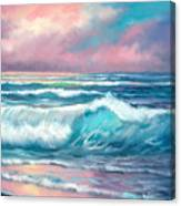 Sunset Majesty Canvas Print