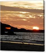 Sunset Part 3 Canvas Print