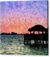 Sunset Prism Canvas Print