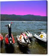 Sunset Ready Canvas Print