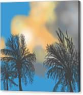 Bermuda High Canvas Print