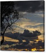 Sunset Study 1 Canvas Print